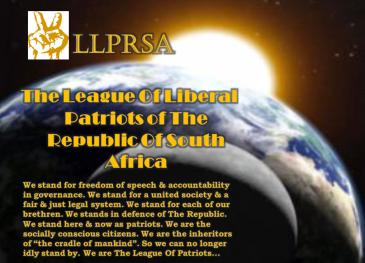 LLPRSA Mission Statement - Earth